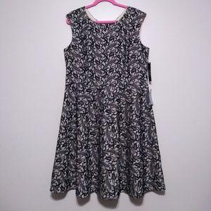 Tahari special occasion dress size 14W nwt